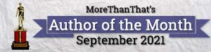 Author of the Month September 2021