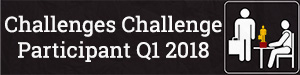 Challenges Challenge entry Q1 2018