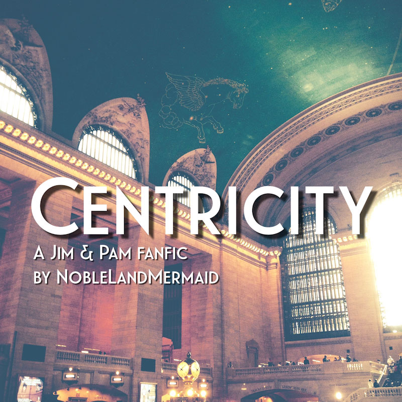 cover of Centricity by NobleLandMermaid