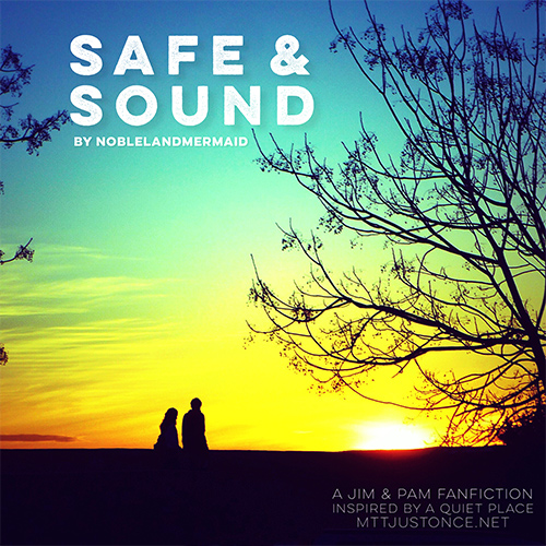 Safe and Sound Cover