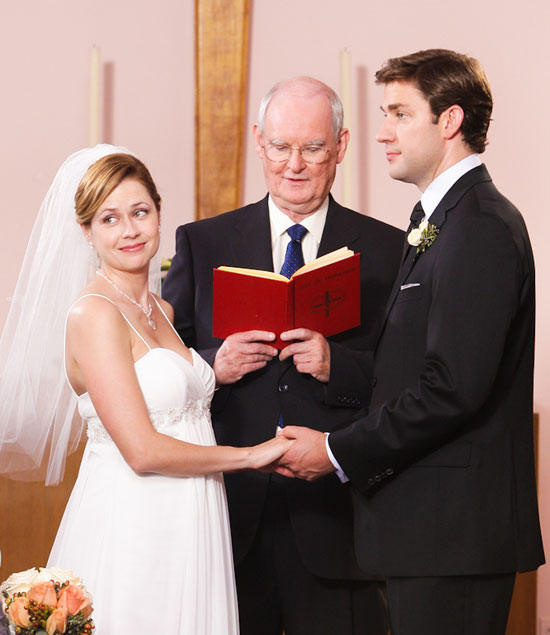 Jim And Pam Wedding.Pam Jim Wedding Site Archive More Than That